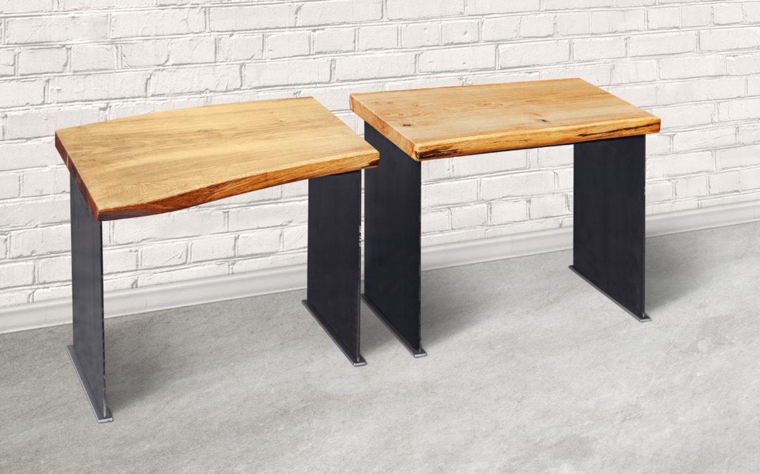 Steel-Craft - Tisch 2x - Ein Tisch oder zwei