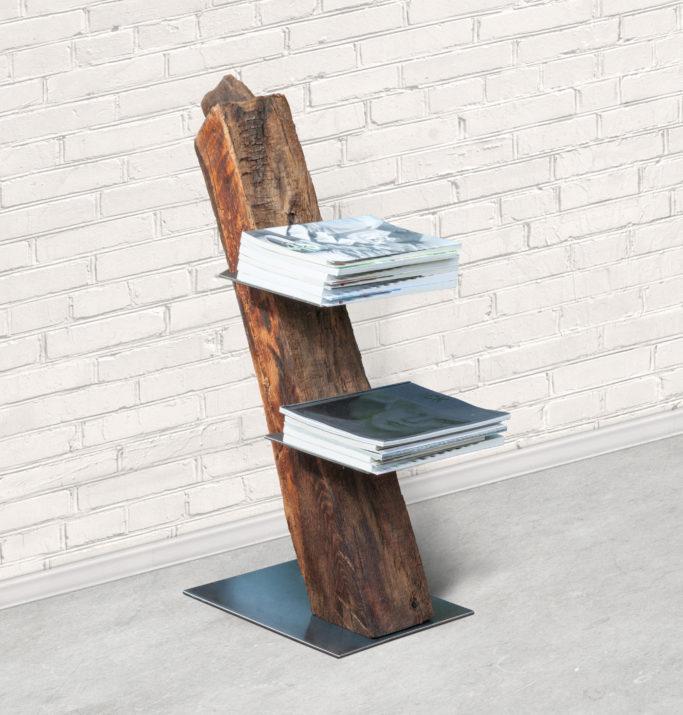Steel-Craft - Zeitungsständer